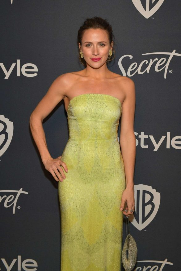Shantel VanSanten - 2020 InStyle and Warner Bros Golden Globes Party in Beverly Hills