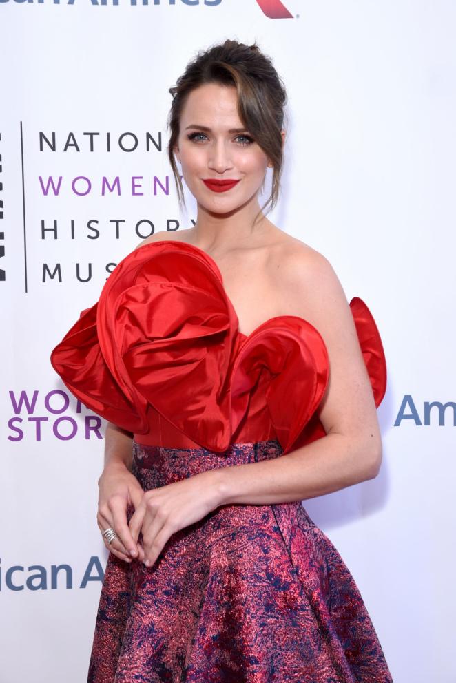 Shantel VanSanten – 7th Annual Women Making History Awards in Beverly Hills