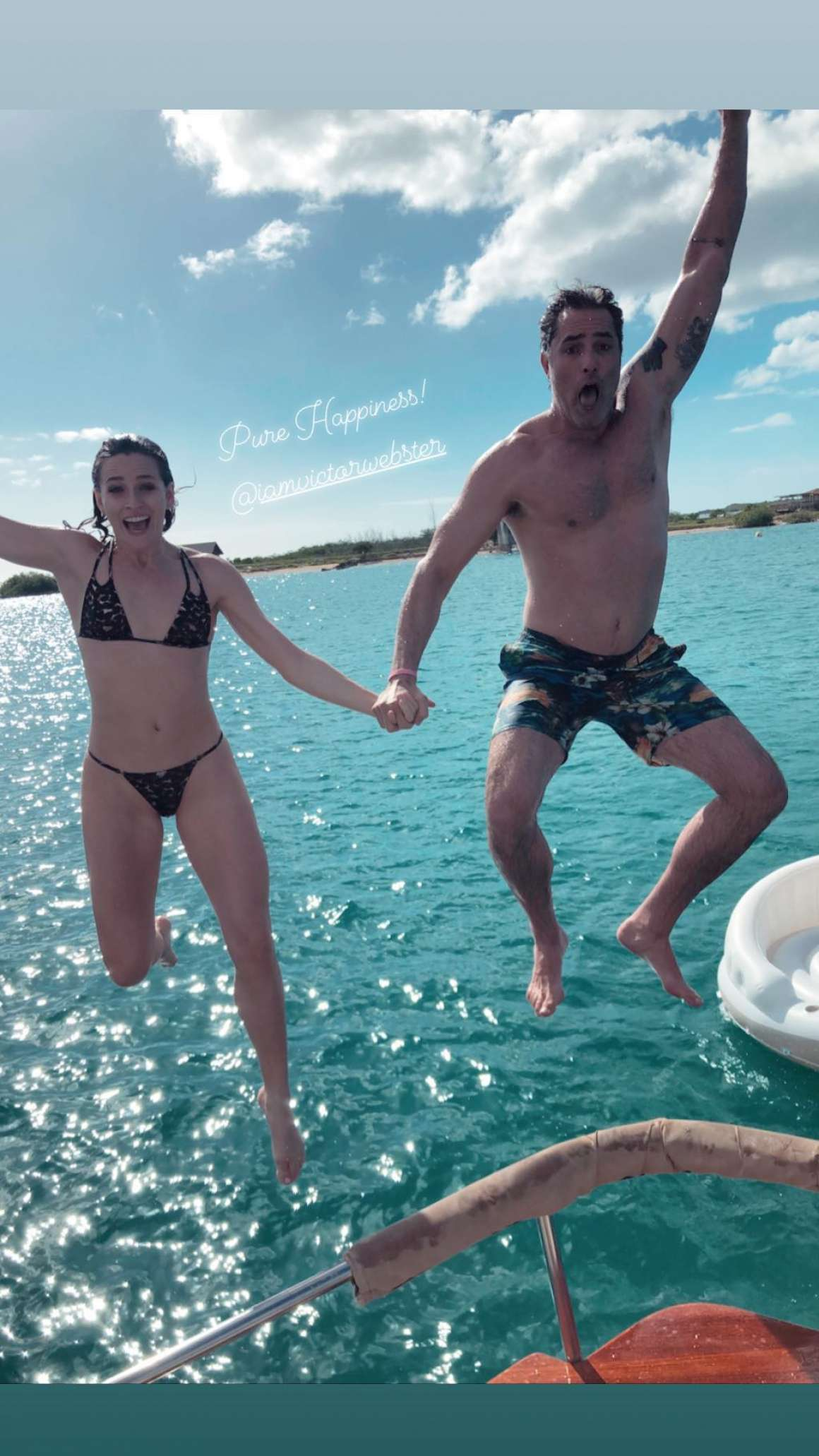Shantel VanSanten in Bikini – Social Media Pics