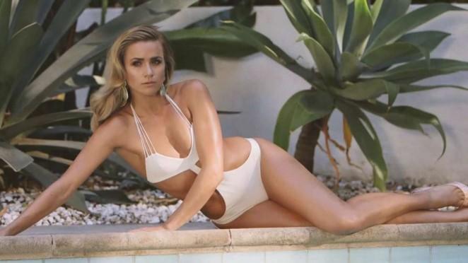 Shantel VanSanten - Maxim 2015 (Behind the Scenes)