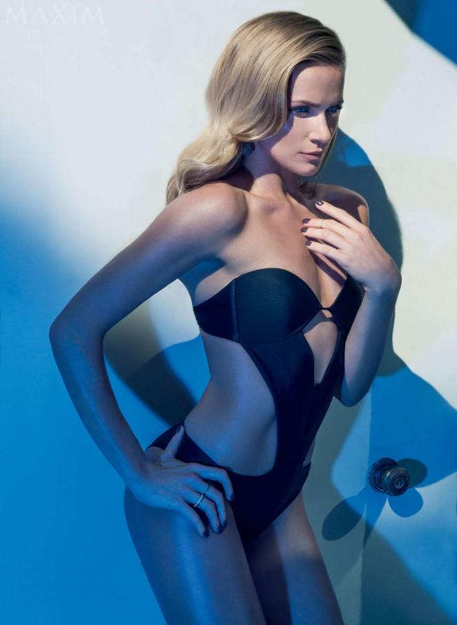 Shantel VanSanten - Maxim Magazine (February 2015) adds