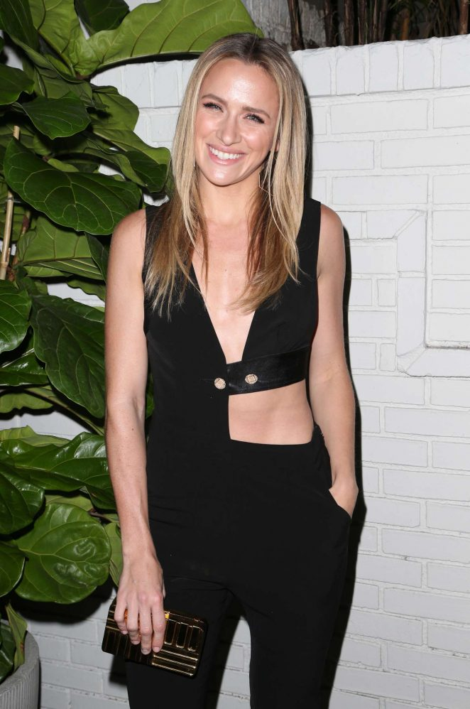 Shantel VanSanten - Privé Revaux Eyewear Launch in Hollywood