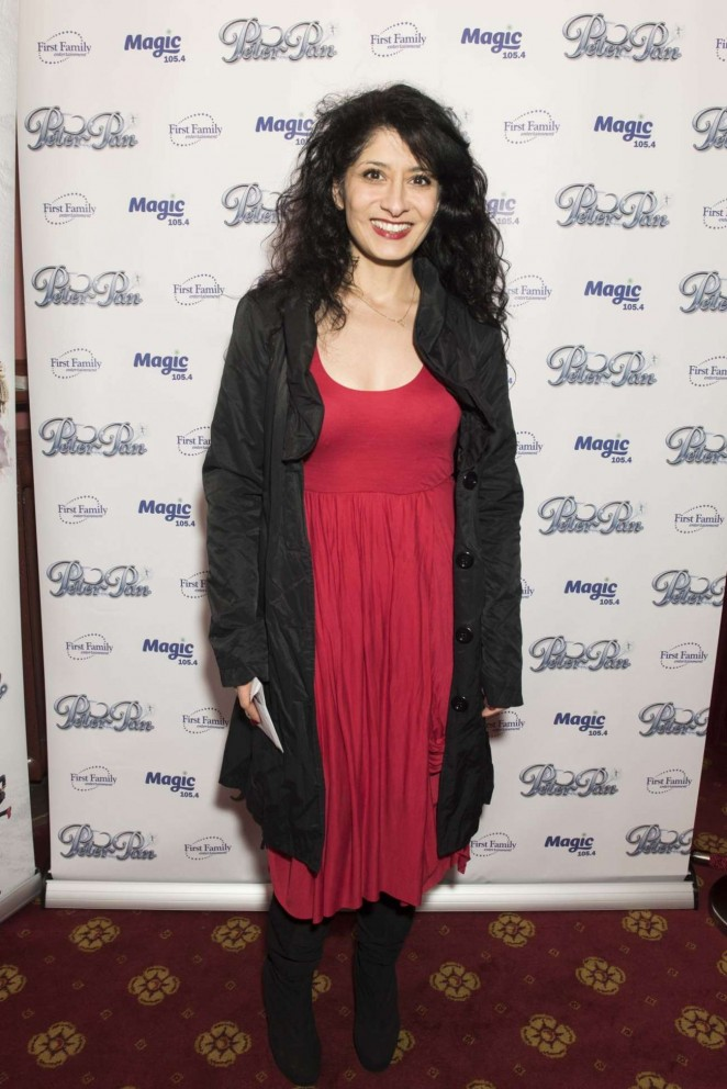 Shappi Khorsandi - 'Peter Pan And Tinker Bell - A Pirates Christmas' Opening Night in Pasadena