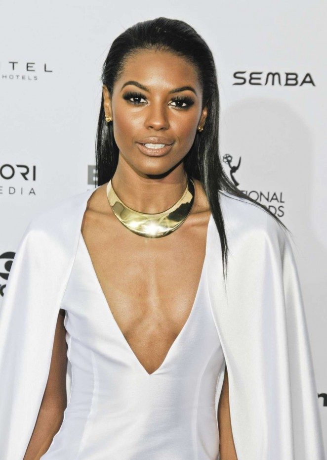 Sharam Diniz - 2015 International Emmy Awards in New York