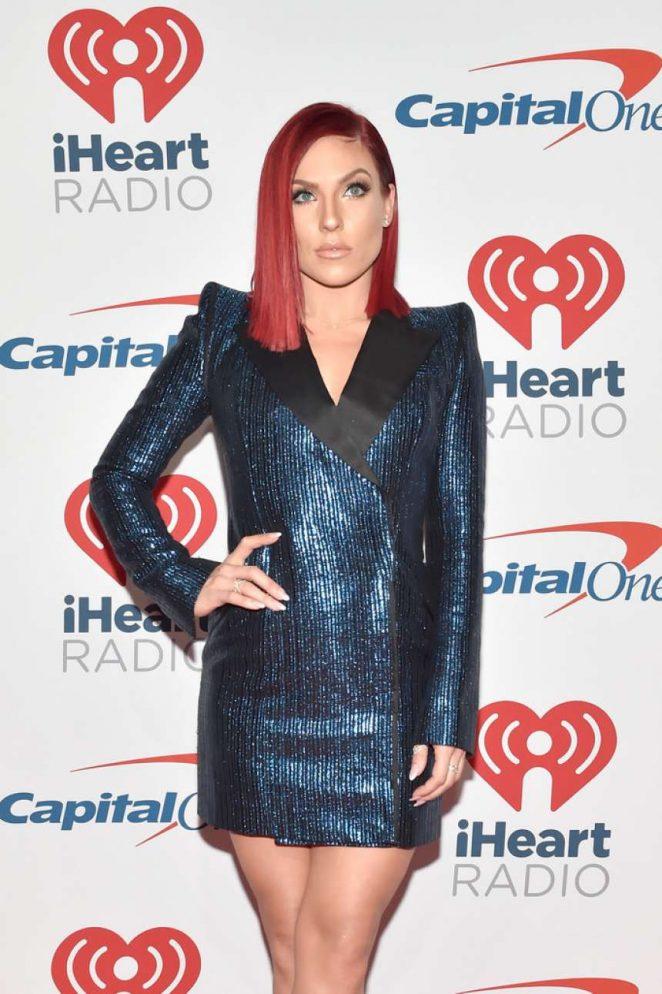 Sharna Burgess - 2018 iHeartRadio Music Festival in Las Vegas