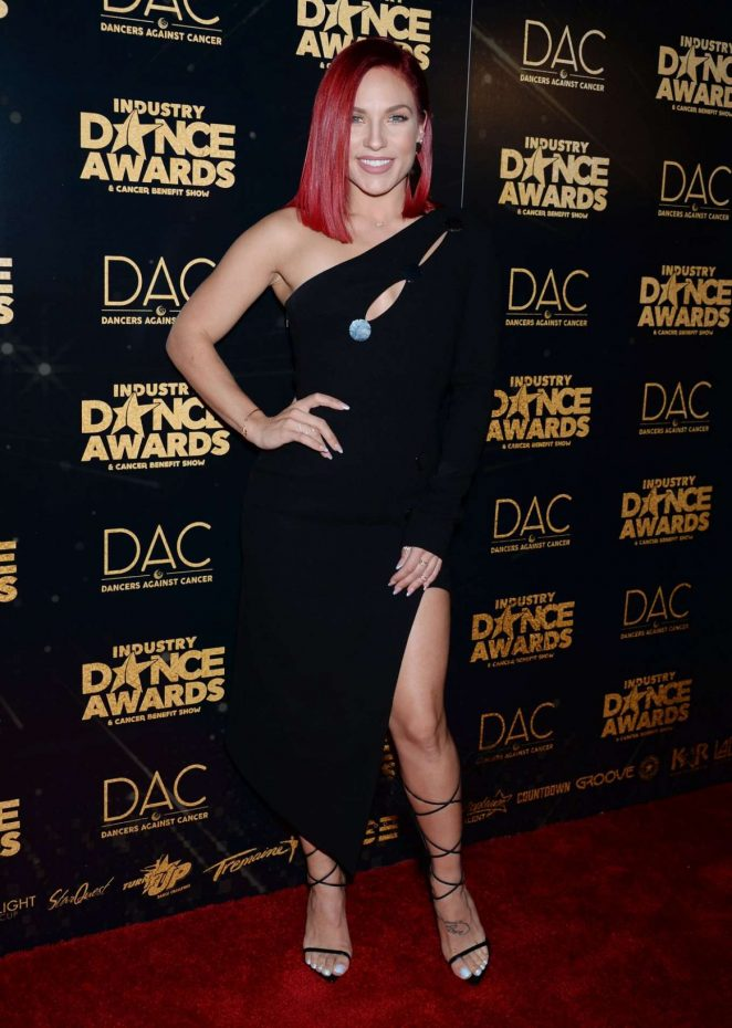 Sharna Burgess - 2018 Industry Dance Awards in Hollywood