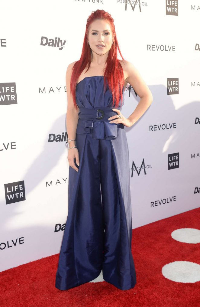 Sharna Burgess - Daily Front Row's 3rd Annual Fashion LA Awards in West Hollywood