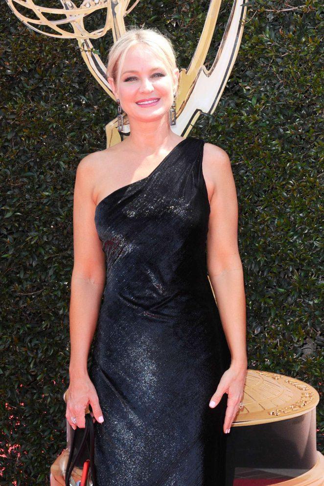 Sharon Case – 2018 Daytime Emmy Awards in Pasadena