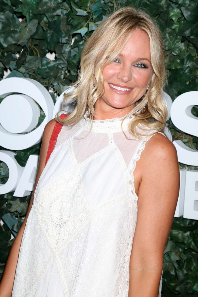 Sharon Case - CBS Daytime #1 for 30 Years Exhibit Reception in Beverly Hills