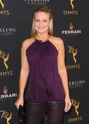 Sharon Case - Television Academy Daytime Peer Group Emmy Celebration in LA