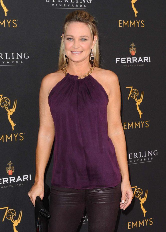 Sharon Case – Television Academy Daytime Peer Group Emmy Celebration in LA