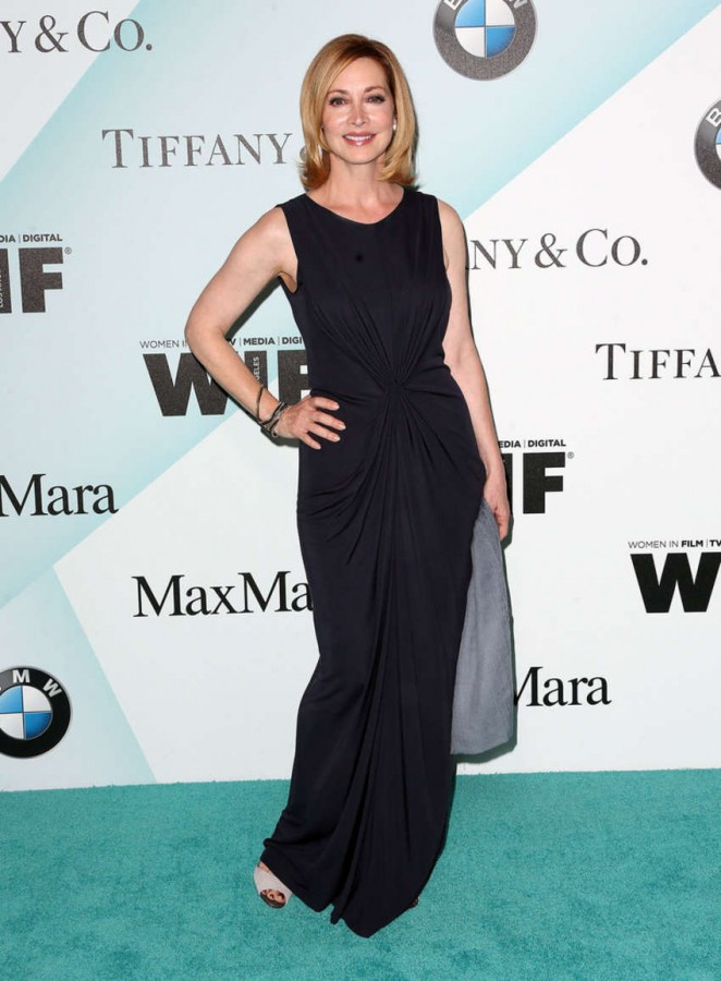 Sharon Lawrence - Women In Film 2015 Crystal + Lucy Awards in Century City