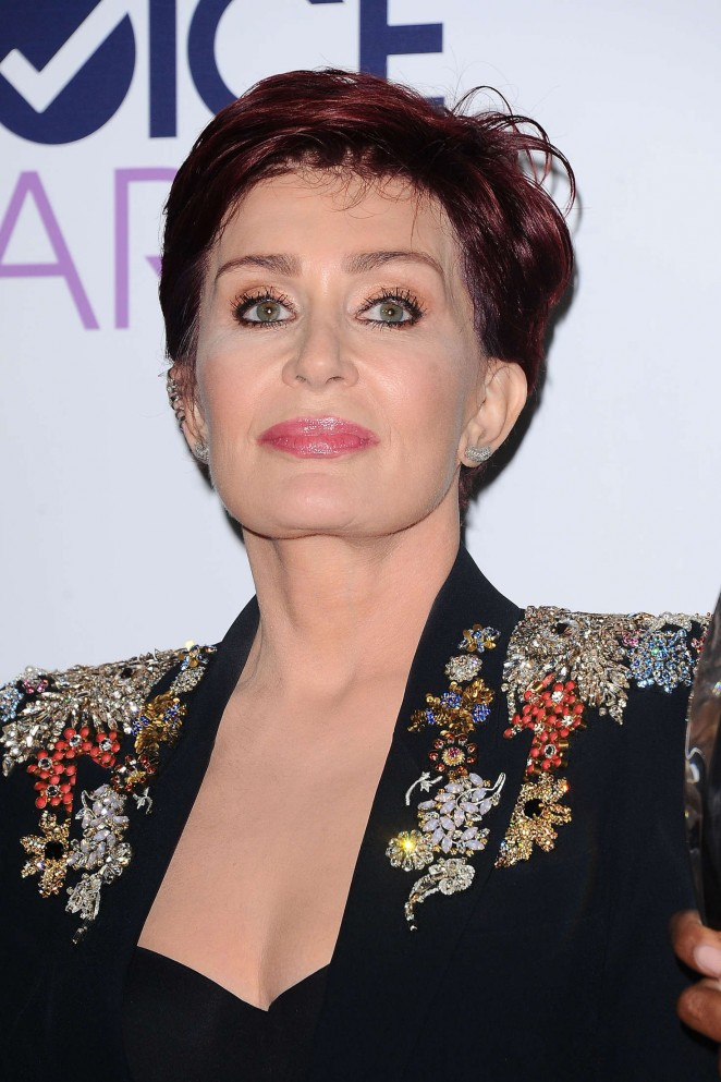 Sharon osbourne will not be following in jack and kelly s footsteps