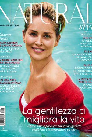Sharon Stone - Natural Style Magazine (July 2020)