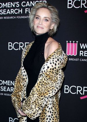 Sharon Stone - Women's Cancer Research Fund's An Unforgettable Evening in Beverly Hills