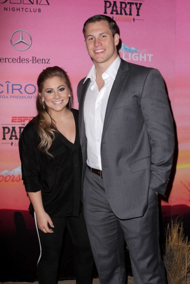Shawn Johnson - ESPN the Party in Scottsdale
