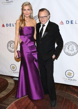Shawn King - The Friars Club honors Tony Bennett in New York