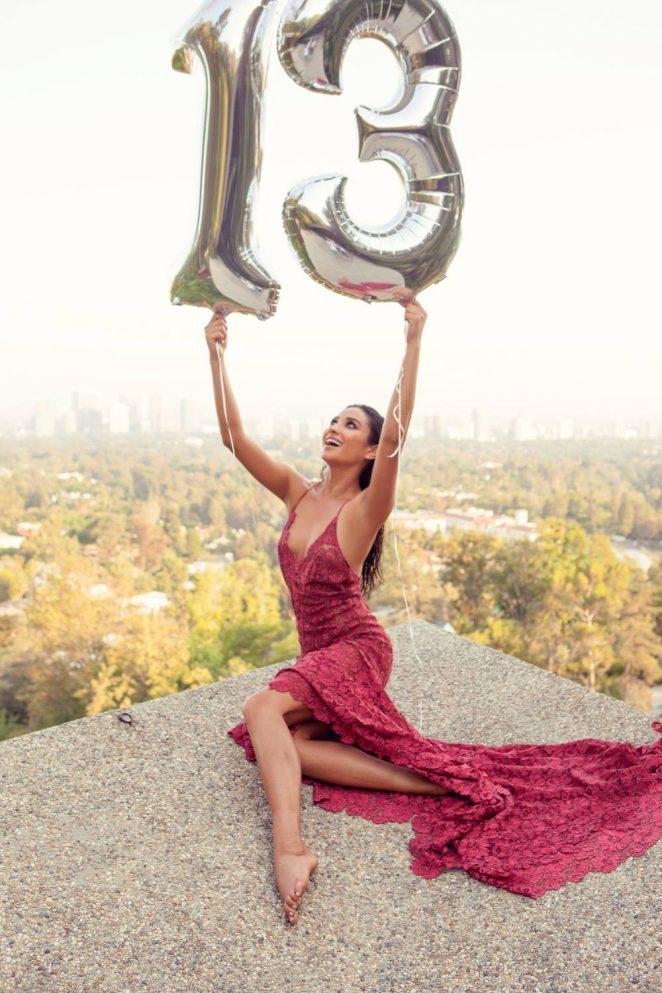 Shay Mitchell: 13 Million Instagram Followers Photoshoot -06