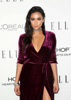 Shay Mitchell - 2016 ELLE Women in Hollywood Awards in Los Angeles