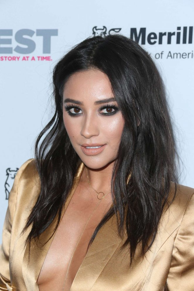 Shay Mitchell – 2016 Outfest Legacy Awards in Los Angeles