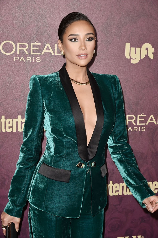 Shay Mitchell - 2018 Entertainment Weekly Pre-Emmy Party in LA