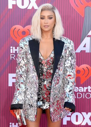 Shay Mitchell - 2019 iHeartRadio Music Awards in Los Angeles