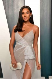 Shay Mitchell - 2020 Vanity Fair Oscar Party in Beverly Hills