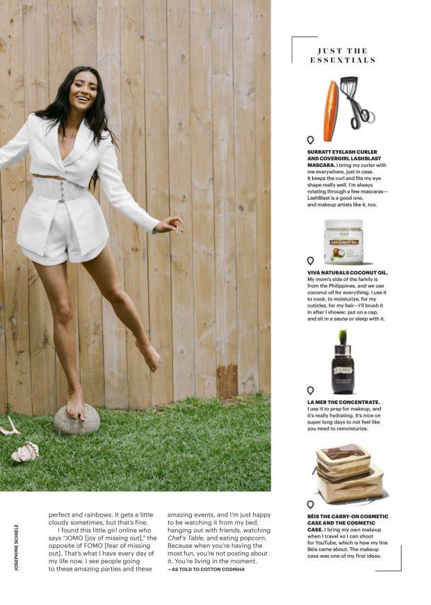Shay Mitchell - Allure US Magazine (July 2019)