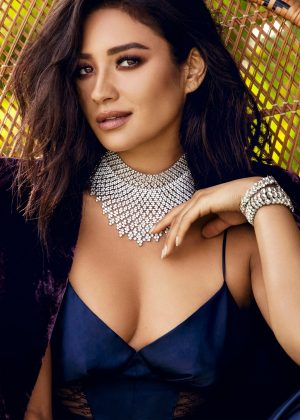 Shay Mitchell - Andrew Southam Photoshoot 2016 For Baublebar