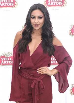 Shay Mitchell - 'Bon Voyage to Summer' with Stella Artois in NYC
