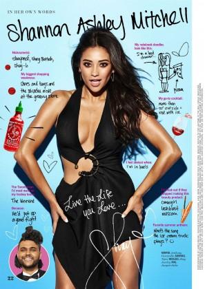 Shay Mitchell - Cosmopolitan Magazine (June 2016)
