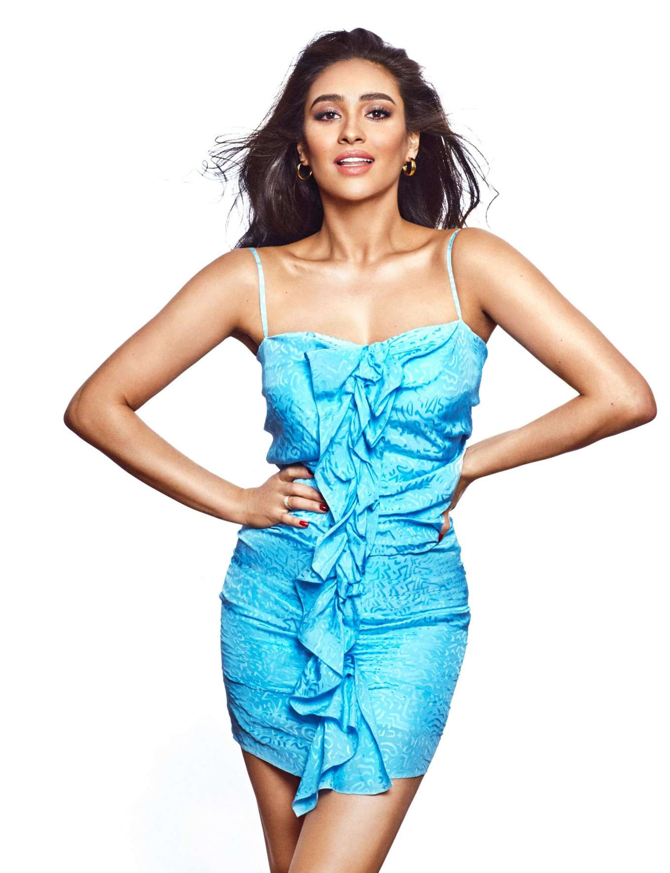 Shay Mitchell - Cosmopolitan Spain - March 2020
