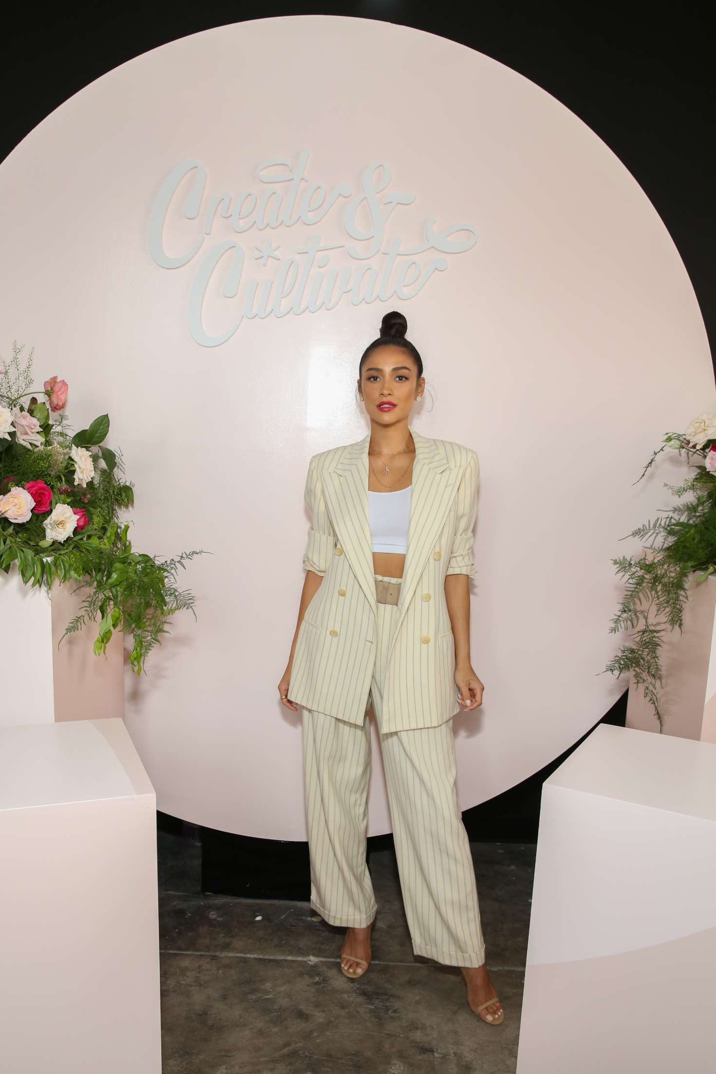 Shay Mitchell - Create & Cultivate Conference in Chicago