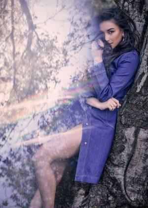 Shay Mitchell - Flaunt Magazine (March 2019)