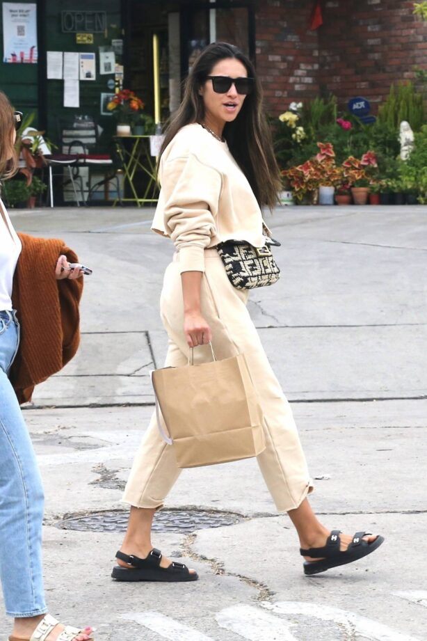 Shay Mitchell - Grabbing lunch in Silver Lake