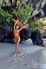 Shay Mitchell in Bikini - Personal Pics