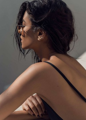 Shay Mitchell - Margaret Zhang Photoshoot for Glamour 2016