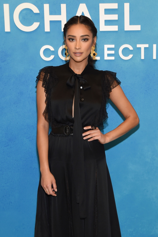 Shay Mitchell - Michael Kors Collection 2019 Fashion Show in NY