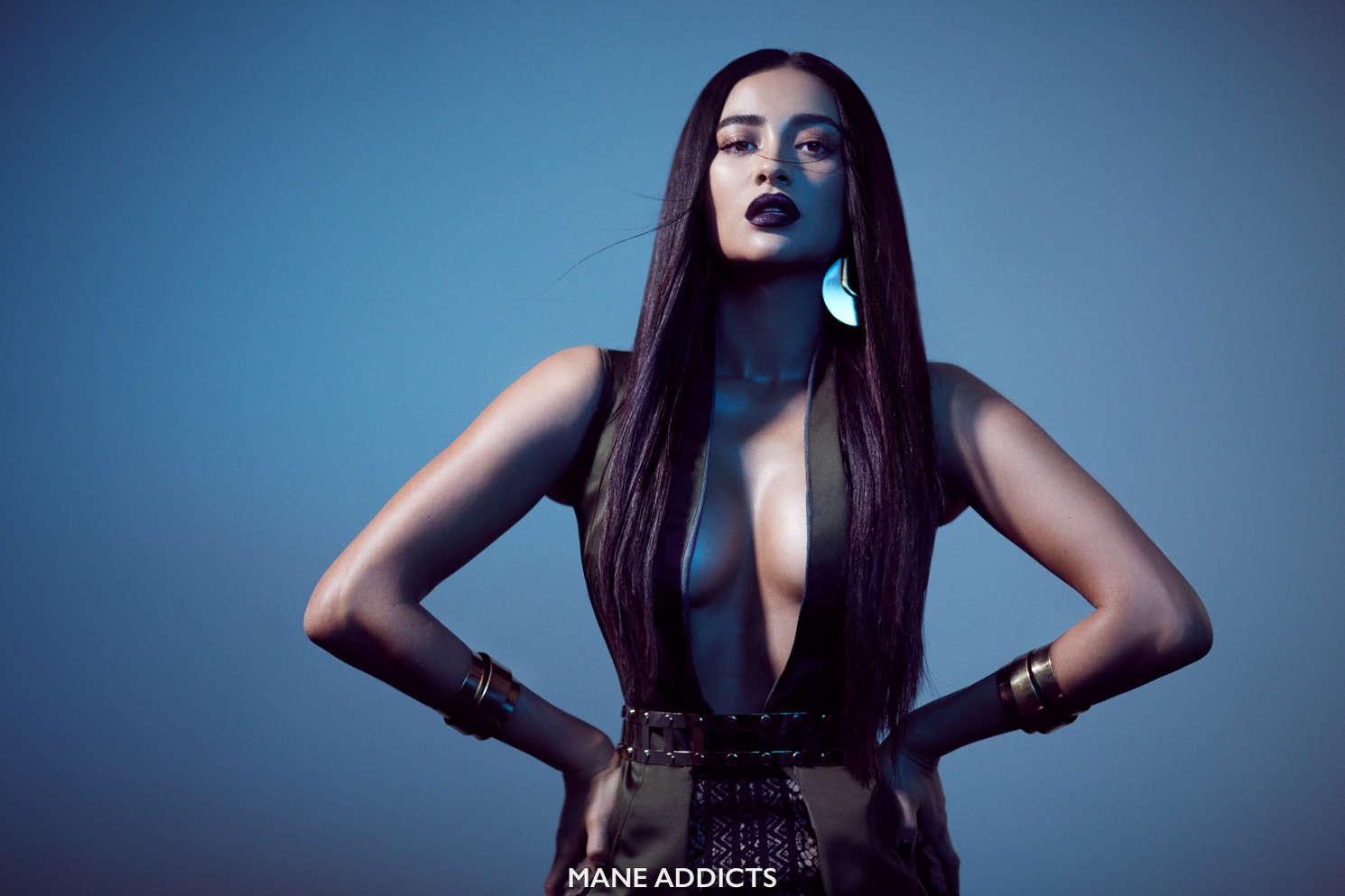 Shay Mitchell - Mane Addicts Photoshoot (December 2015)