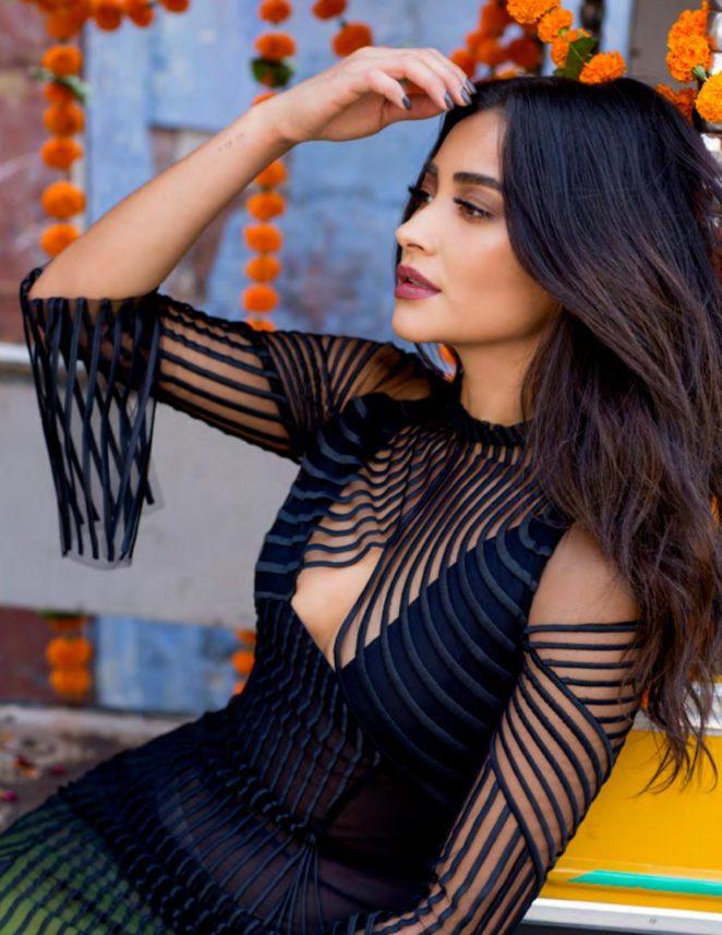 Shay Mitchell - Modeliste Magazine (March 2018)