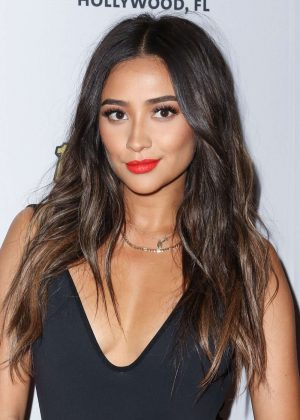 Shay Mitchell - Ocean Drive Magazine Celebrates May Issue in Hollywood