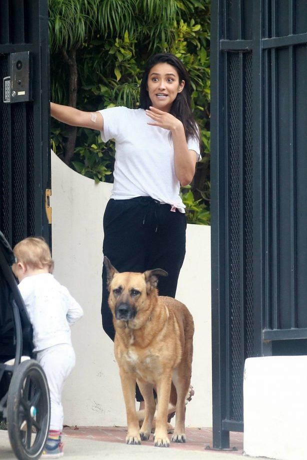 Shay Mitchell - Out in Los Angeles
