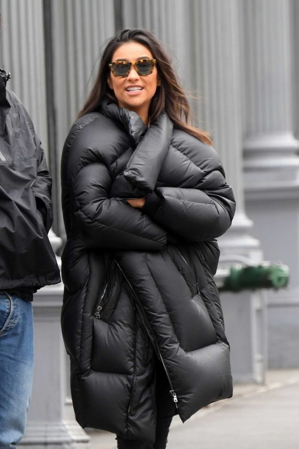 Shay Mitchell - Out in New York City