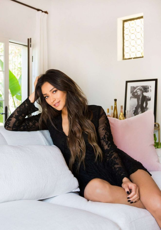 Shay Mitchell People Magazine July 2017
