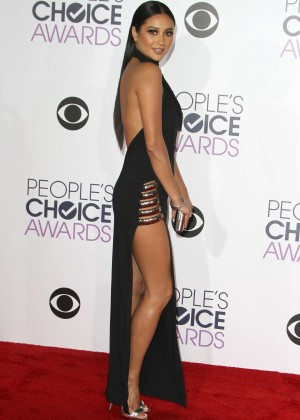 Shay Mitchell - People's Choice Awards 2016 in Los Angeles