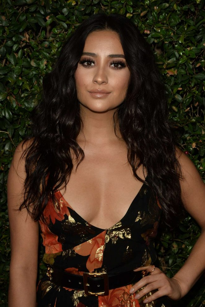 Shay Mitchell - 'Pretty Little Liars' TV Series Final Season Party in LA