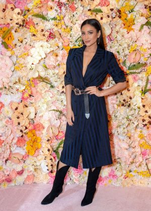 Shay Mitchell - Revolve NYC Pop-Up Store in New York