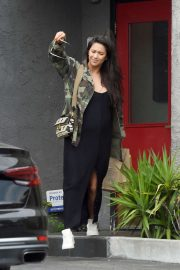 Shay Mitchell - Shopping in Los Angeles