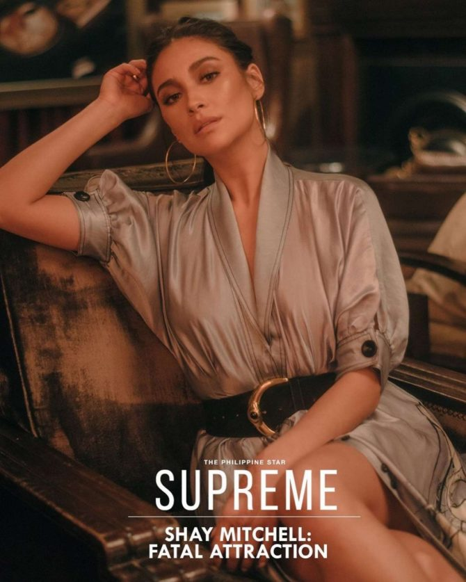 Shay Mitchell – Supreme Magazine (January 2019)