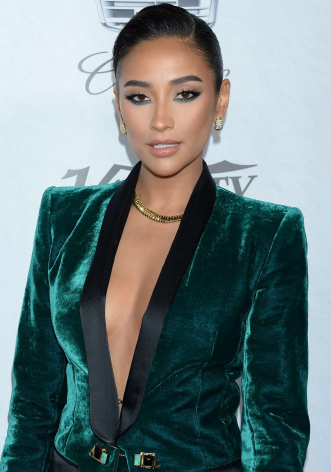 Shay Mitchell - Variety and Women in Film Pre-Emmy Party in LA